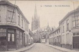 Poperinge, Poperinghe, Rue Croix Notre Dame, Estaminet A La Cour Du Roi (pk57254) - Poperinge