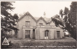 ST  ASAPH - BODLONFA HALL. MERSEYSIDE YOUTH HOSTELS LTD - Denbighshire