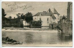 Pionnière - MALESTROIT L'Oust La Cascade - Voyagé 1907 - Malestroit