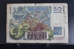 M-An / Billet  -  Banque De France 50 Francs / Année 1947 - 1871-1952 Anciens Francs Circulés Au XXème