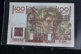 M-An / Billet  -  Banque De France 100 Francs / Année 1949 - 1871-1952 Anciens Francs Circulés Au XXème