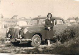 FAMILIE  UIT  LINCE  1931    -  GEMEENTE  SPIMONT   PROVINCIE   LUIK   -   11.50 OP 8.50 CM - Photos