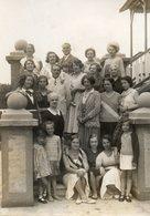 FAMILIE  UIT  LINCE      -  GEMEENTE  SPIMONT   PROVINCIE   LUIK   -   11.50 OP 8.50 CM - Photos