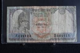 M-An / Billet  - Népal - 10 Rupees - Ten   / Année 1940 - Nepal