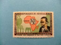 Senegal 1962 UIT Yvert 213 ** MNH - Senegal (1960-...)