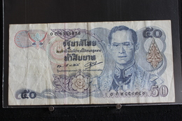 M-An / Billet  -Thaïlande, 50 Baht   / Année ? - Thaïlande