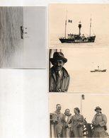 FAMILIE  UIT  LINCE   1937   -  GEMEENTE  SPIMONT   PROVINCIE   LUIK   -   11.50 OP 8.50 CM    DE  WANDELAAR - Photos
