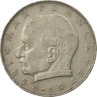 Monnaie, République Fédérale Allemande, 2 Mark, 1957, Munich, TTB - [ 7] 1949-… : RFA - Rép. Féd. D'Allemagne