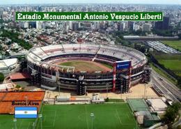 Argentina Estadio Monumental Antonio Vespucio Liberti Stadium New Postcard Argentinien Stadion AK - Football