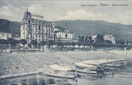 STRESA-VERBANO CUSIO OSSOLA-LAGO MAGGIORE-HOTEL=KAISERHOF=-CARTOLINA NON VIAGGIATA -ANNO 1910--1920 - Varese