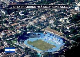 "El Salvador Estadio Jorge ""Magico"" Gonzalez Football Stadium New Postcard - Salvador"