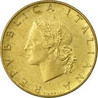 Monnaie, Italie, 20 Lire, 1975, Rome, TTB, Aluminum-Bronze, KM:97.2 - 1946-… : République