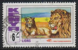 Kenya 1996 Tourism 6sh Fine Used - Kenya (1963-...)