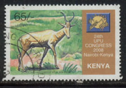 Kenya 2008 UPU 65sh Fine Used - Kenya (1963-...)