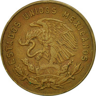 Monnaie, Mexique, 5 Centavos, 1967, Mexico City, TTB, Laiton, KM:426 - Mexique