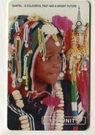 TK 00132 GAMBIA - Chip Girl - Gambia