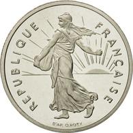 Monnaie, France, Semeuse, 1/2 Franc, 2001, Paris, FDC, Nickel, Gadoury:429a - France