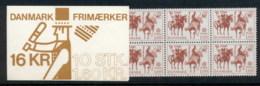 Denmark 1981 Tilting At Barrel 160k Booklet MUH - Denmark