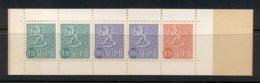 Finland 1963-67 Arms Of Finland Booklet 2x10, 2x5, 1x20 MUH - Finland