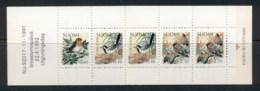 Finland 1991-99 Birds Booklet 1x60, 2x10 , 2x2.10 MUH - Finland