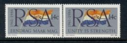 South Africa 1986 Republic 25th Anniv. MUH - South Africa (1961-...)
