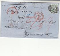 Singapore / Forwarding Agents / U.S. / France / G.B. / Transatlantic Mail / Tin / Spice - Singapour (1959-...)