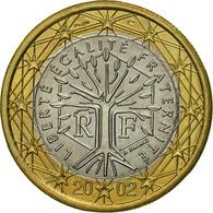 France, Euro, 2002, SPL, Bi-Metallic, KM:1288 - France