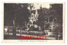 CPA - Sous Bois Et Villa Marguerite - BOIS DE CISE 80 Somme - L L - Edit. C. A. P. Strasbourg N° 12 - Scans Recto-Verso - Bois-de-Cise