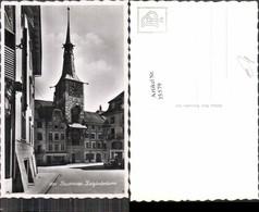 35579,Solothurn Kirche Glockenturm - Kirchen U. Kathedralen
