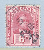 SARAWAK  58   (o)    No   Wmk.    1918-23  Issue - Sarawak (...-1963)