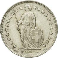 Monnaie, Suisse, 1/2 Franc, 1950, Bern, TB+, Argent, KM:23 - Suisse