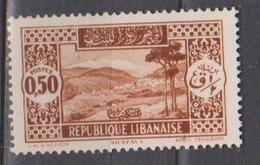GRAND LIBAN       N° YVERT   131     NEUF SANS CHARNIERES     ( NSCH 1/24 ) - Great Lebanon (1924-1945)