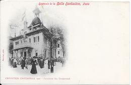 Exposition Universelle 1900 : - Pavillon Du Transvaal Souvenir De La Belle Jardinière, Paris - Expositions