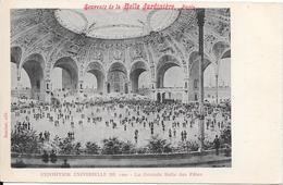 Exposition Universelle 1900 : - La Grande Salle Des Fêtes -  Souvenir De La Belle Jardinière, Paris - Expositions