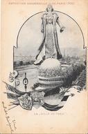 Exposition Universelle De PARIS 1900 : - La Ville De PARIS - Expositions