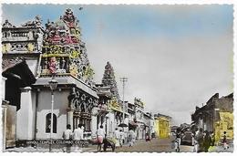 Sri Lanka) Ceylon  COLOMBO  - Hindus Temples - Sri Lanka (Ceylon)