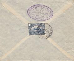 Iraq: 1927: Baghdad To Rochlitz - Iraq