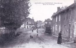 79 - Deux Sevres - BEAULIEU Sous PARTHENAY - Route De Parthenay - Sonstige Gemeinden