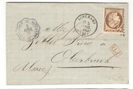 15331 - Houilleres De RONCHAMP - 1849-1876: Classic Period