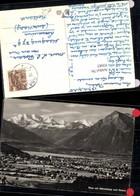 92683,Thun Totale Mit Blümlialp Und Niesen Kt Bern - BE Bern