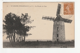 LE GRAND FOUGERAIS - LE MOULIN DE CHER - 35 - Sonstige Gemeinden