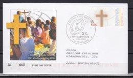 Bund FDC  2469  Gelaufen - [7] République Fédérale