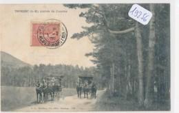 CPA -19256-06-Thorenc -Arrivée  Du Courrier- Envoi Gratuit - Autres Communes