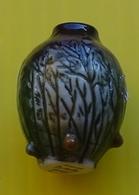 Fève Perso  - Ecole De Nancy 2000 -  Vase Boule D' Après Daum - Autres