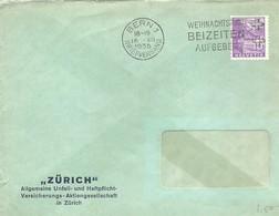 LETTER 1936 BERN - Suiza