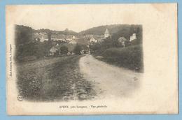 1864  CPA   APREY   (Haute-Marne)  Près Longeau  -  Vue Générale  +++++ - France