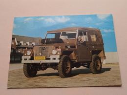 Personeelsvoertuig LANDROVER > ( Koninklijke Landmacht ) Ann) 19?? ( Zie Foto's ) NL - Matériel