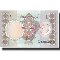 Billet, Pakistan, 1 Rupee, Undated 1983, Undated, KM:27b, NEUF - Pakistan