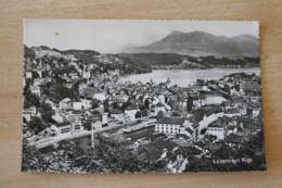 Luzern Mit Rigi - Schweiz
