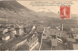 CPA Montmélian Hopital Ecole De Filles 73 Savoie - Montmelian